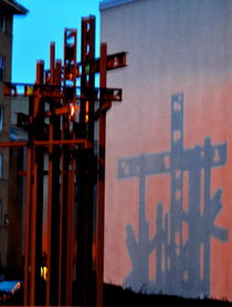 Crosses and Light by Ellen Bollinger
