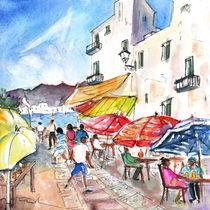 Peniscola Old Town 01 von Miki de Goodaboom