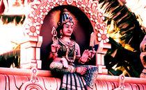 Hindu 1 von Giorgio Giussani