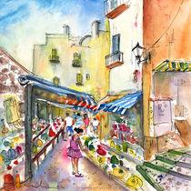 Shops In Peniscola von Miki de Goodaboom