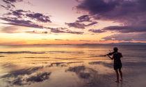 sunset symphony von Ben Bürkle