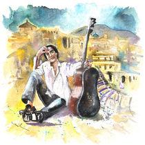 Ray Davies In Cartagena von Miki de Goodaboom