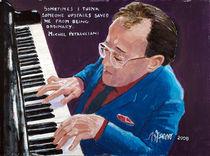 Tribute to Michel Petrucciani von Stefano Bonif