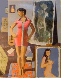 Daphne and Venus by Stefano Bonif