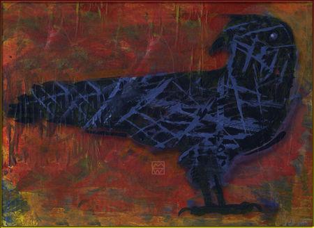 Mwagner-bird