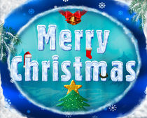 Merry Christmas von Bedros Awak