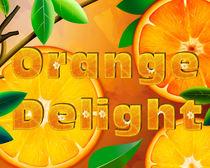 Orange-delight