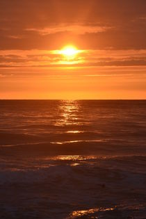 Sonnenuntergang by Ute Bauduin