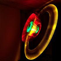 Photonenrotor #7 von Sven Gerard