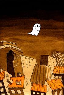 Ghost Town von Ari Plikat