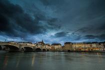 Basel Cityscape von Colin Derks