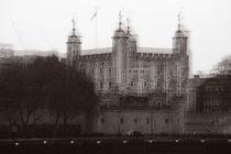 Tower of London von Bastian  Kienitz