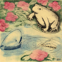 Conversation Between The Fish and the Frog von Stefano Bonif