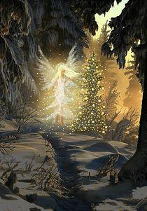 Frohes Weihnachtsfest!!  von Heidi Schmitt-Lermann
