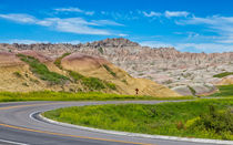 Along The Badlands Tour Loop by John Bailey