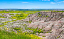 Badlands Grandeur von John Bailey