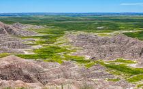 Badlands Expanse by John Bailey