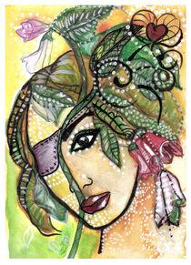 Reclaiming the Green Woman von Sara Baga