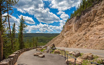 Yellowstone Vista von John Bailey