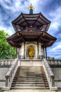 The Pagoda by David Pyatt