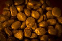 Golden stones by Gema Ibarra