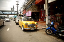streets of Thailand by Dmitriy Sosna