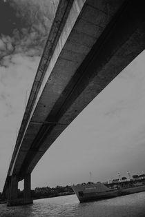 Voroshilov bridge by Dmitriy Sosna