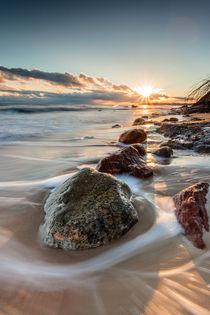 Sonnenaufgang auf der Insel Rügen von markusBUSCH FOTOGRAFIE