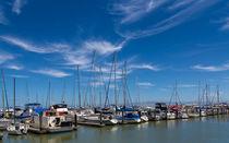 San Francisco Bay A Boaters Paradise von John Bailey
