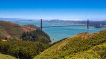 San Francisco Bay von John Bailey