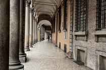 Bologna porticoes by Federico C.