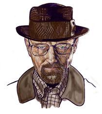 Heisenberg by Liam Reading