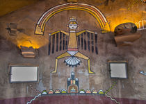 Hopi Indian Murals von John Bailey