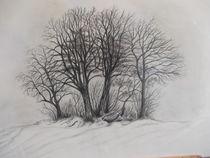 Baumgruppe von Dorothy Maurus