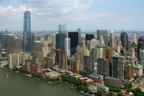 new york city ... manhattan view IV von meleah