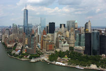 new york city ... manhattan view V von meleah