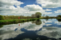 Exeter canal by Pete Hemington