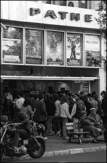 Pathé Cinéma de Nice by Michael Whitaker