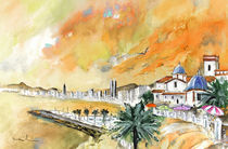 Benidorm Old Town by Miki de Goodaboom