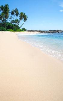 Paradise beach von Christina Rahm