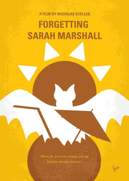 No394-my-forgetting-sarah-marshall-minimal-movie-poster