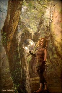 Das Licht in der Kugel von Marie Luise Strohmenger