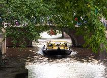 Amsterdam Canal von Lev Kaytsner