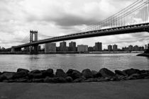 new york city ... manhattan bridge I by meleah
