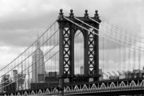 new york city ... manhattan bridge trilogy I  by meleah