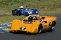 McLaren Can-Am M6B by James Menges