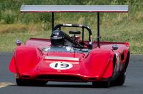 Lola winged race car von James Menges