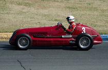 1939 Maserati 4CL racecar  von James Menges