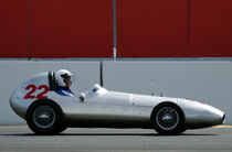 1959 Sadler Formula Junior racer von James Menges