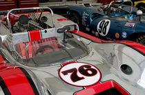 Historic Sports Racers von James Menges